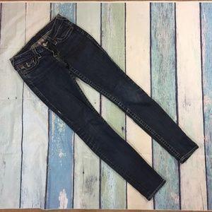 True Religion Women's Skinny Denim Jeans 25